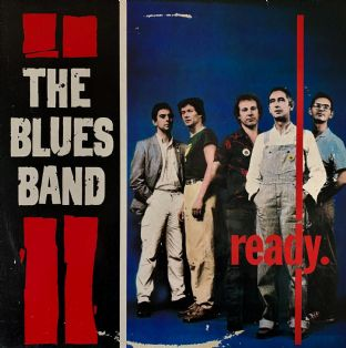 Blues Band (The) ‎- Ready (LP) (VG-/G+)